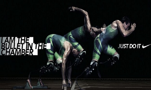 Nike was one of many many sponsors to back off Pistorius after he shot dead Reeva Steenkamp