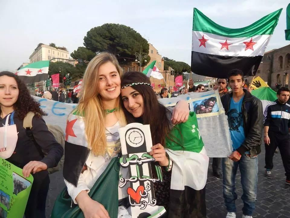 Italian humanitarian workers feared kidnapped in Aleppo