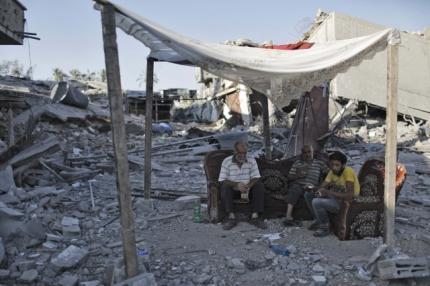 Israel Gaza ceasefire extension