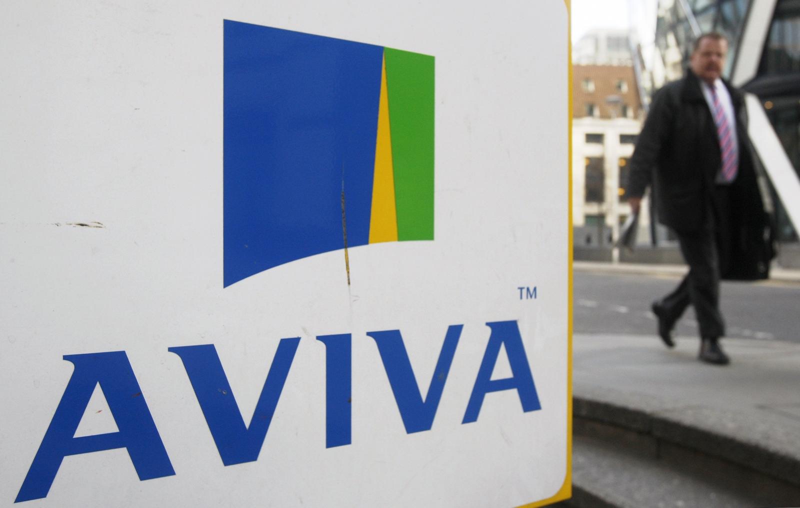 Aviva Shares Jump as Insurer's Profits Rise