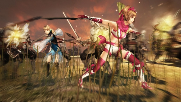 warriors orochi 3 vita