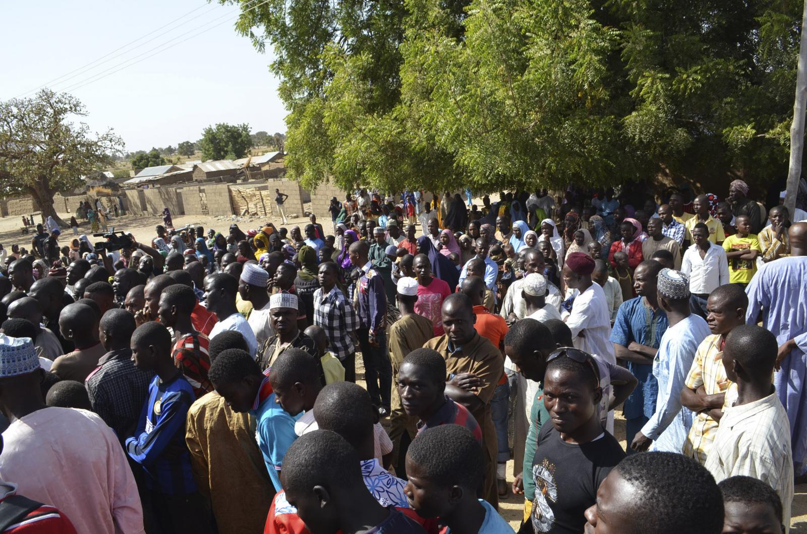 Boko Haram Nigeria Gwoza