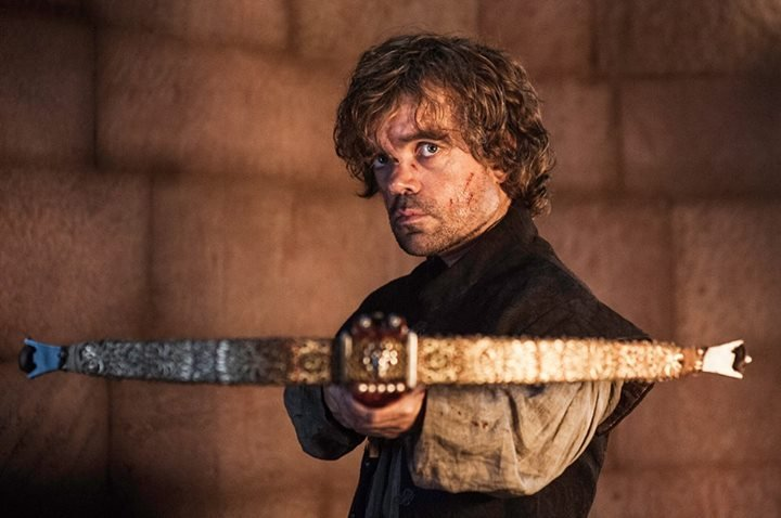 Peter Dinklage as Tyrion lannister