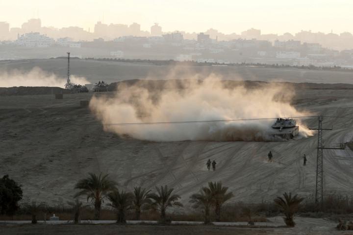 Gaza Hamas IDF Israel