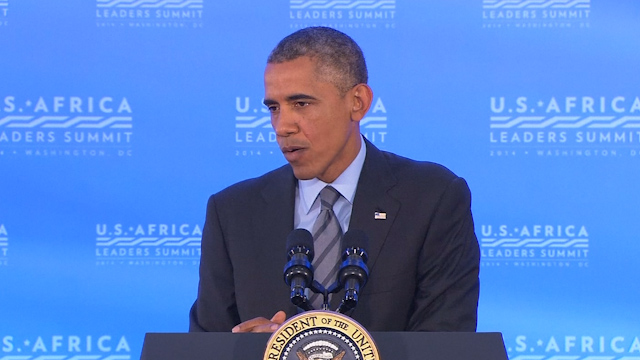 Obama: Russian Economy has 'Ground to a Halt' Because of US and European Sanctions
