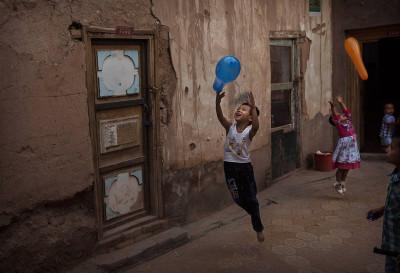 Uighur Kashgar