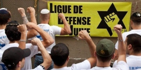 LDJ Jewish Defence League France