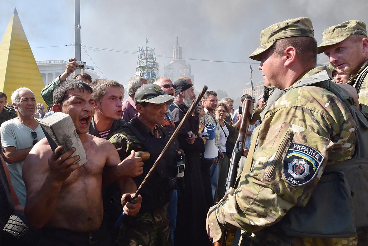 kiev maidan square