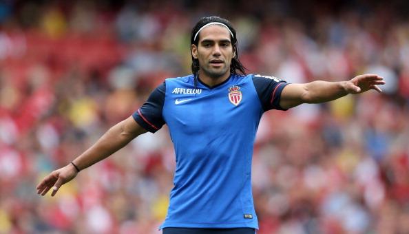 Liverpool Offer £12m to Sign AS Monaco Striker Radamel Falcao on Loan