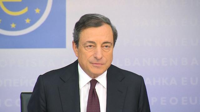 ECB President Draghi