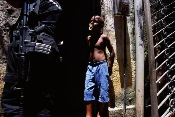 Rio de Janeiro drug raid