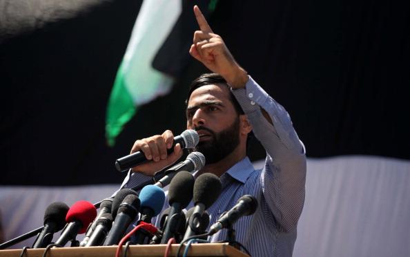 Hamas leader Mushir al-Masri