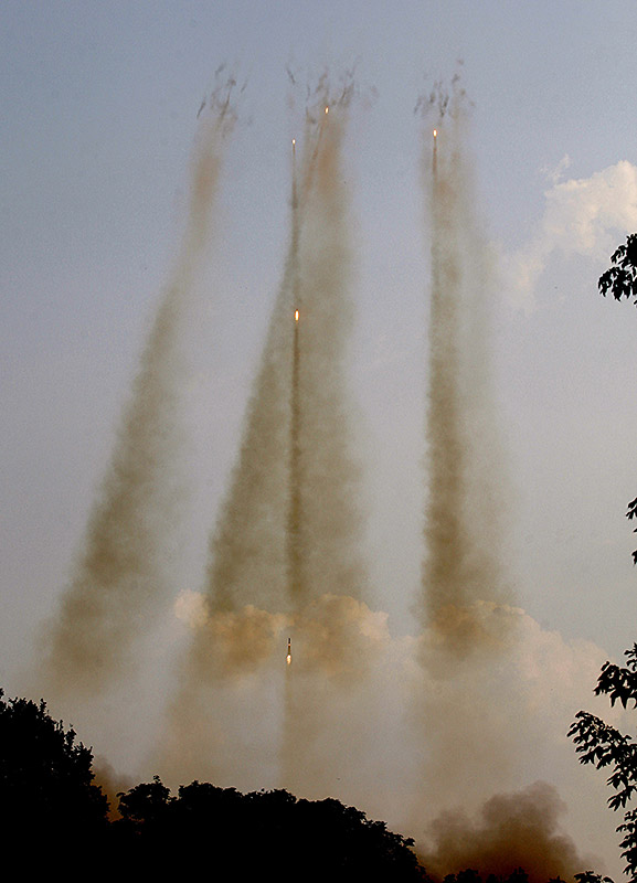 ukraine rockets