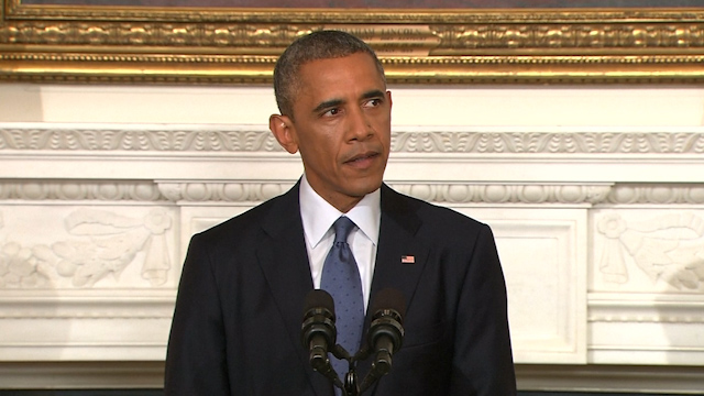 Obama Authorises Targeted ISIS Airstrikes in Iraq