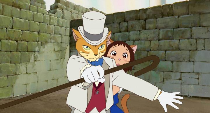 Baron Humbert Von Gikkingen from The Cat Returns