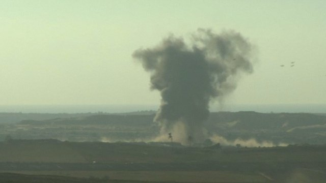 Gaza Rocket Fire Resumes as Ceasefire Expires