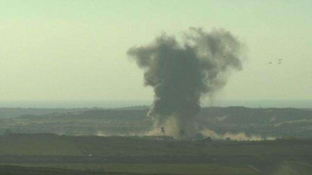 Gaza Rocket Fire Resumes as Ceasefire Expires