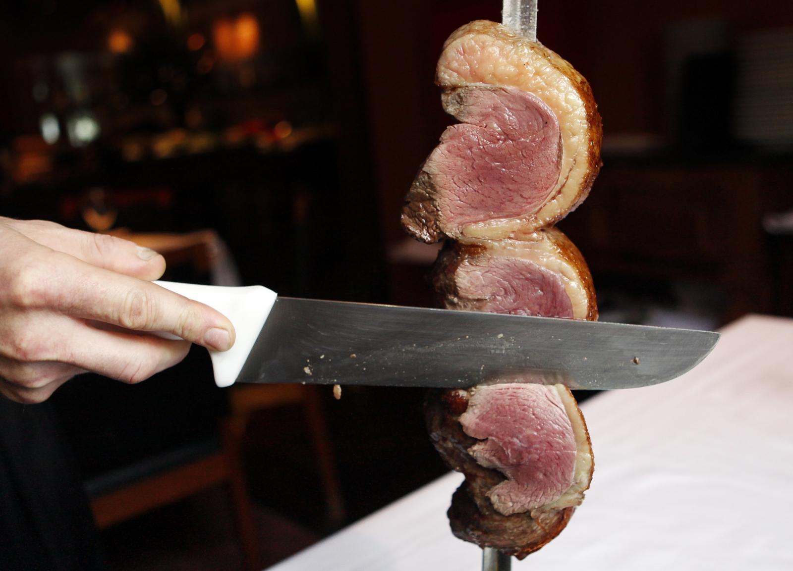 Brazil steak
