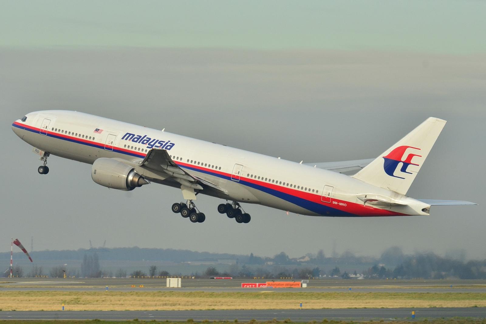 MH370 plane