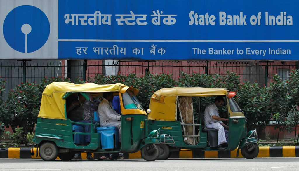 State Bank of India Reports First Profit Gain in Six Quarters