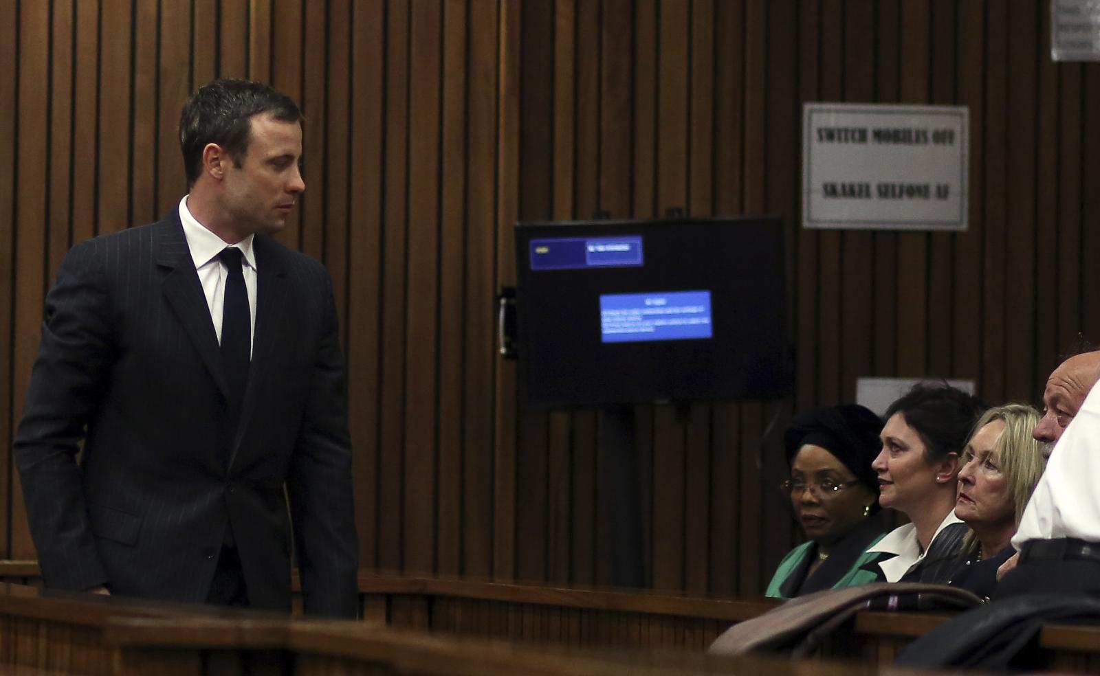 Pistorius Shot Using