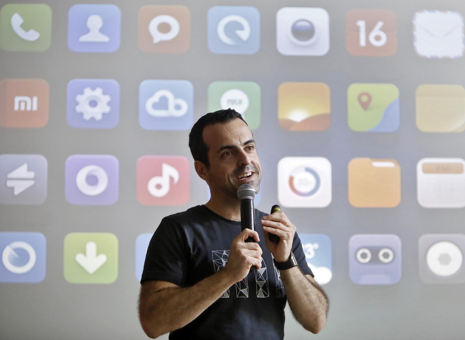 Xiaomi's Hugo Barra