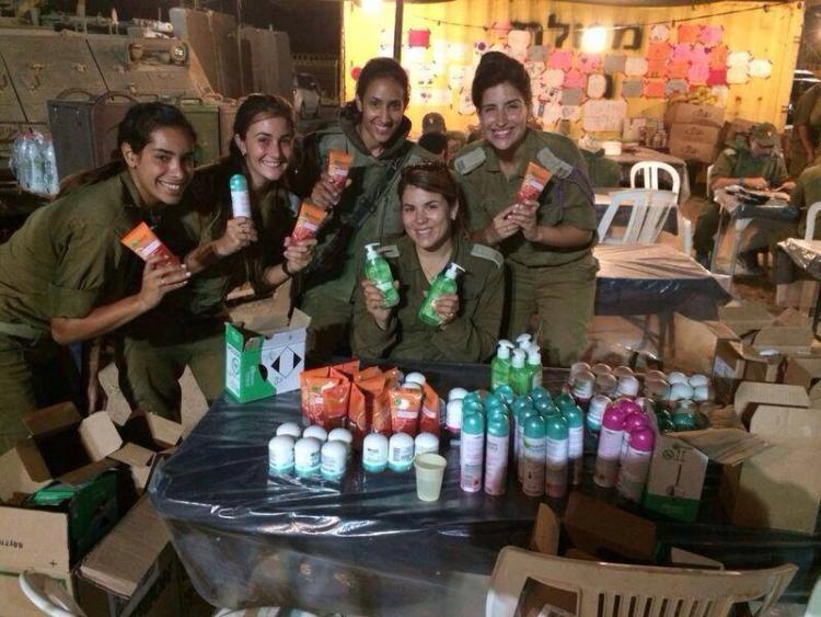 IDF Garnier
