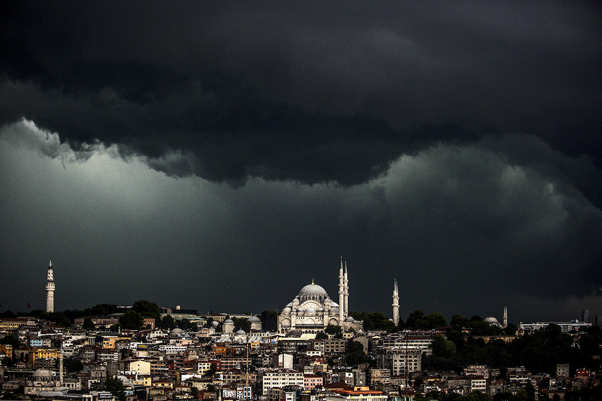 instanbul storm