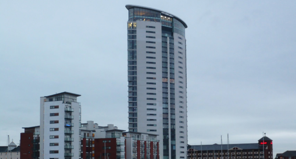 he Tower, Meridian Quay