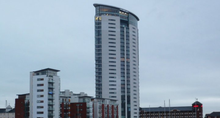 he Tower, Meridian Quay