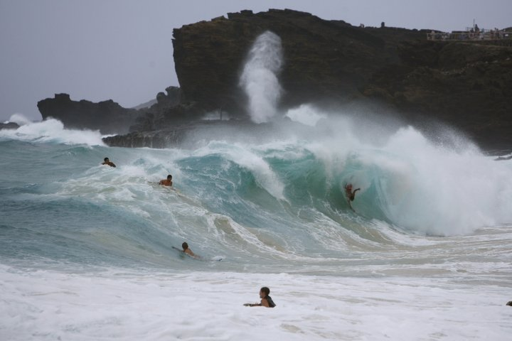 Hawaii Hurricane