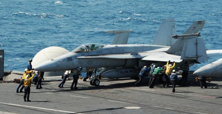 US airstrikes in Iraq