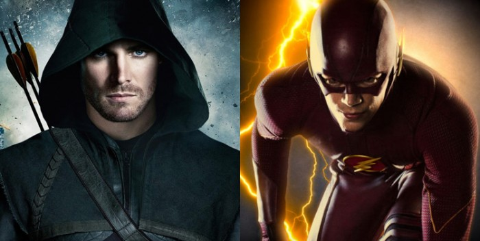 Arrow and The Flash will have their crossover episodes this fall!