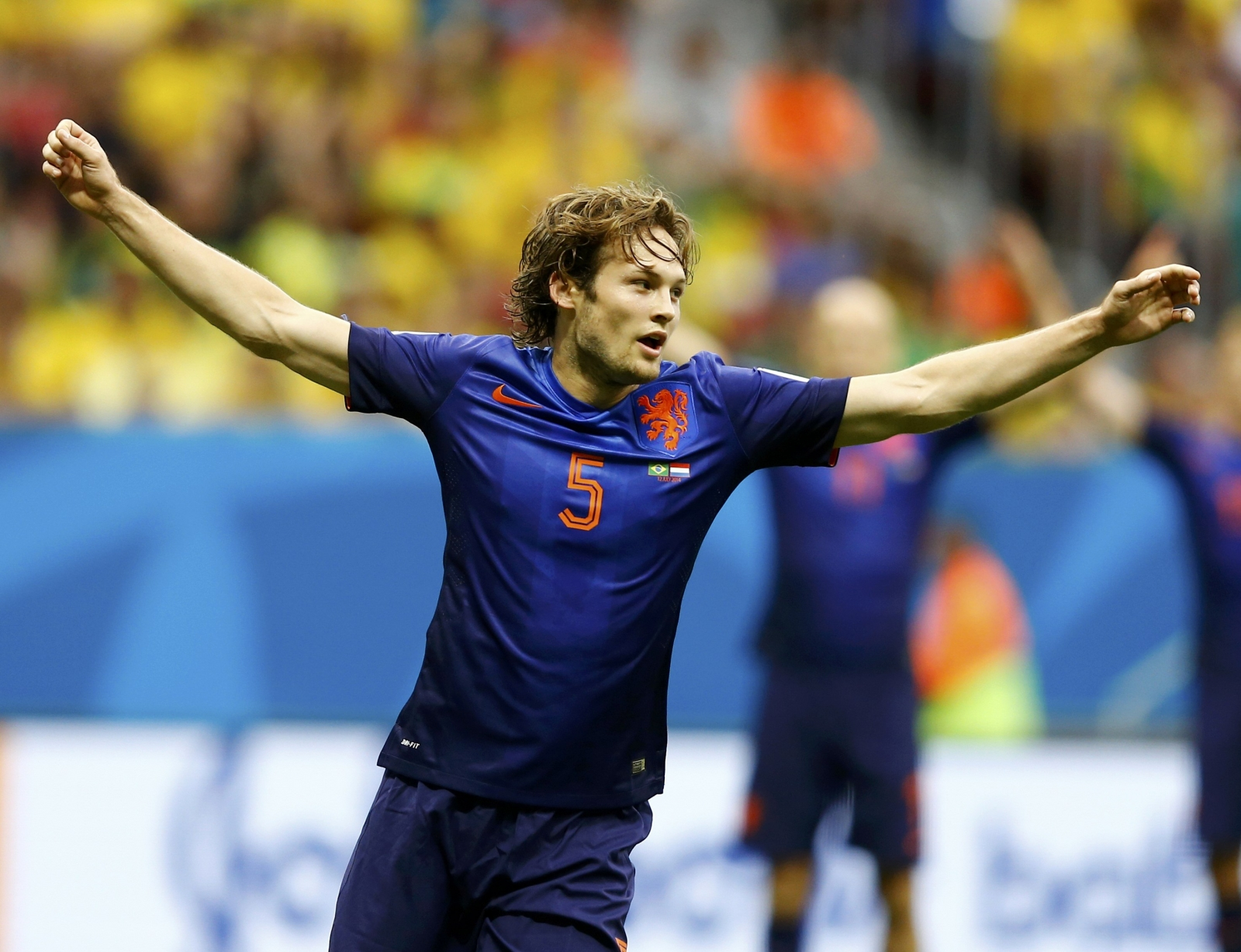 Daley Blind footnaller