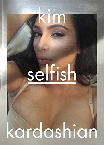 Kim Kardashian is to launch a book of her selfies
