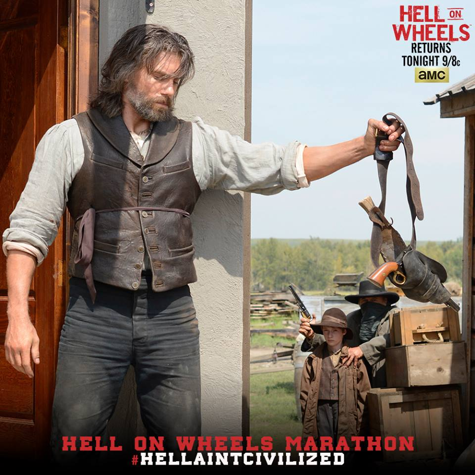 Hell on Wheel Season 4: Where to Watch Episode 2 'Escape From the Garden' Online