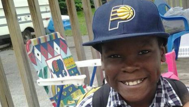 Jamarion Lawhorn said he did not know his 9-year-old victim before the attack. (Facebook)