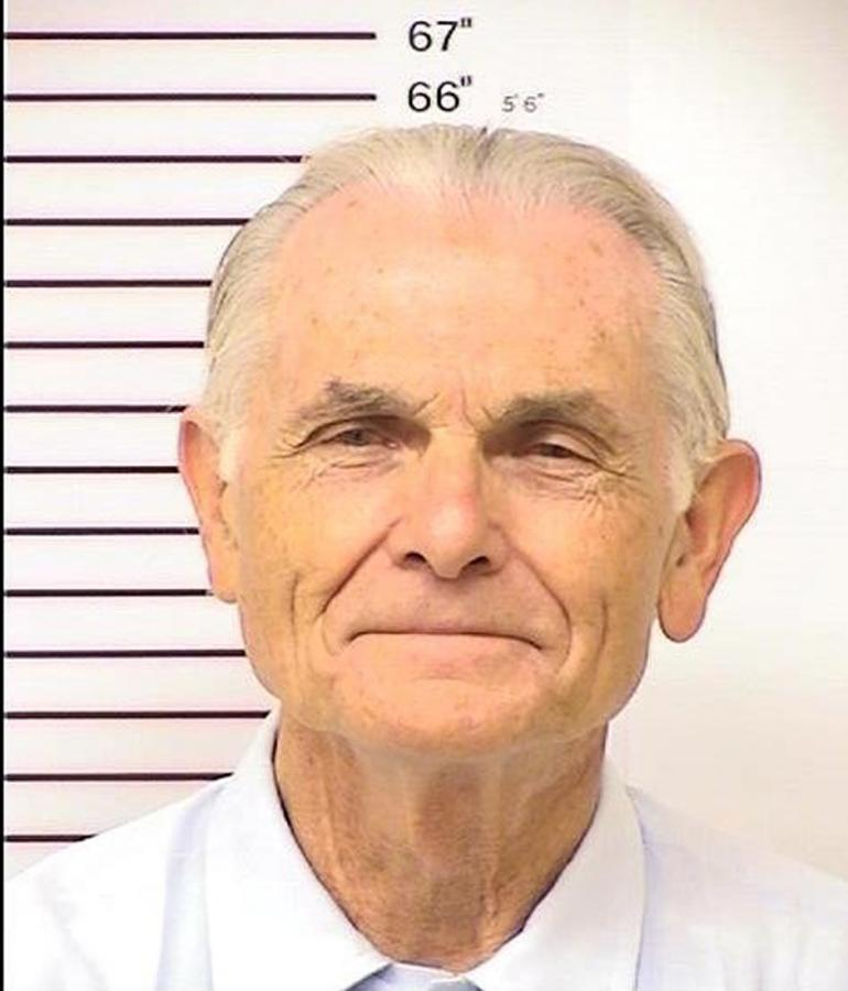 Bruce Davis is pictured in this undated handout photograph provided by the California Department of Corrections and Rehabilitation.   Reuters/California Department of Corrections and Rehabilitation/Handout