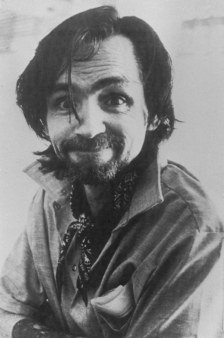 Charles Manson, in a 1978 photograph. (AFP/Getty)