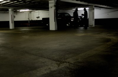 Watergate Deep Throat Garage