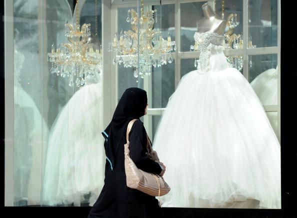 Saudi marriages