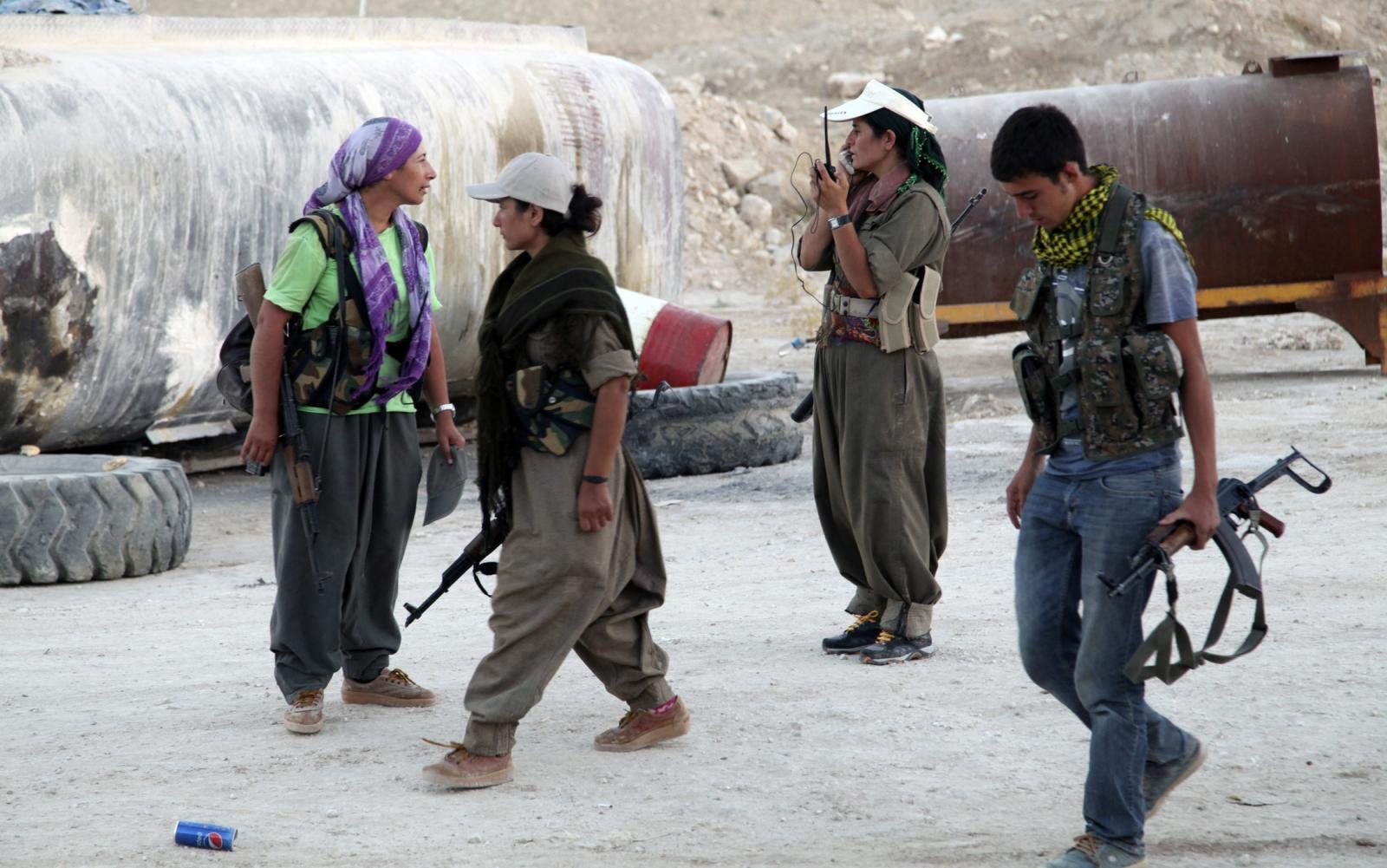 Iraq Islamic State militants insurgency
