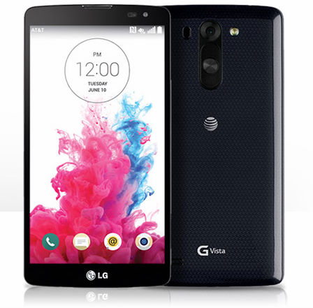 LG G Vista Mid-Range Smartphone will be Available in the US Starting 12 August: Competes with Prominent Mid-Rangers in the Country