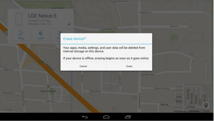 Google \'Android Device Manager\' App Updated With \'Call Back
