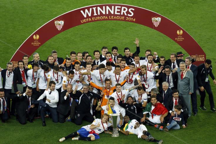 Sevilla-Europa League