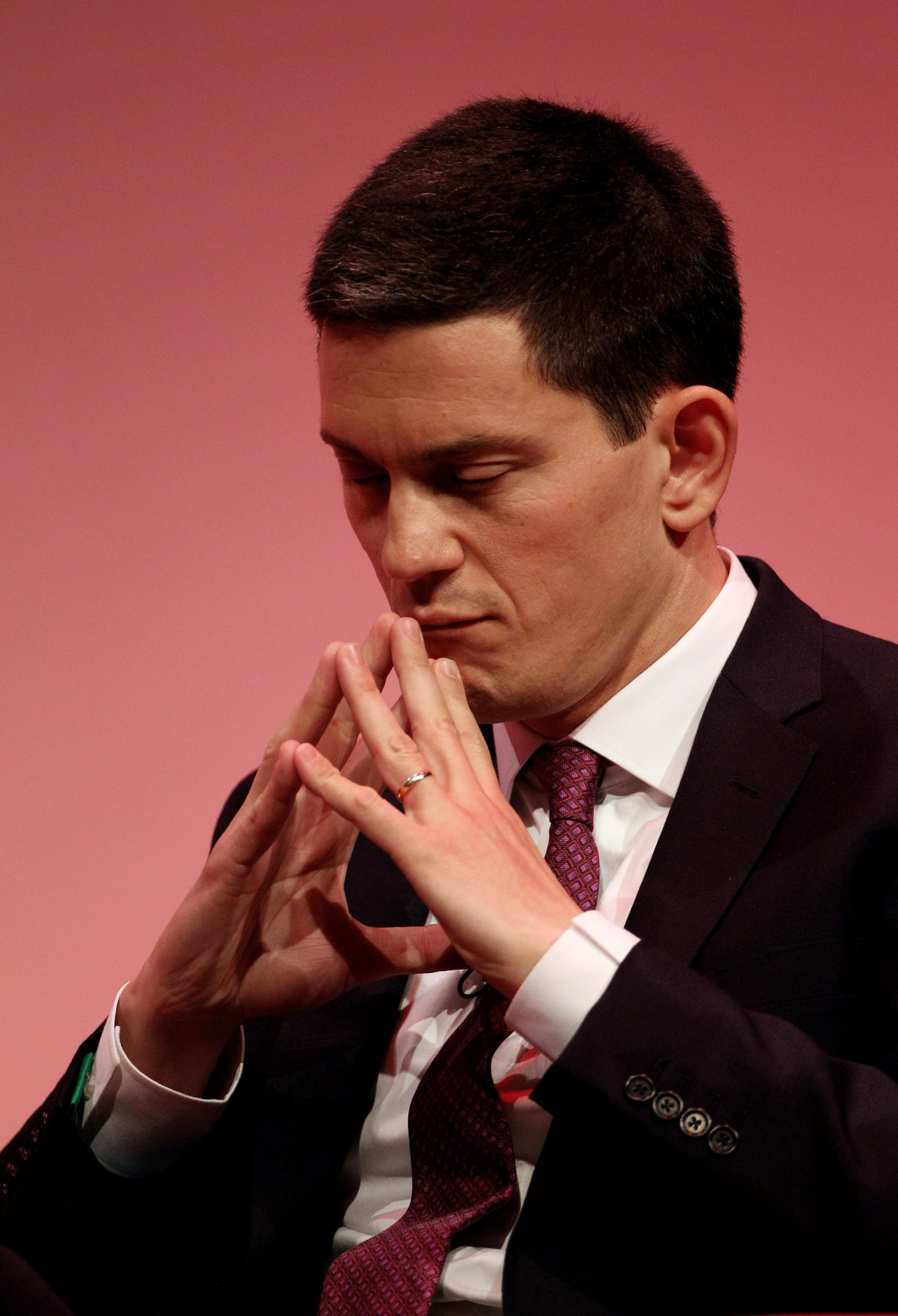 David Miliband has conceded that Iraq was destabilised by the 2003 Us-led invasion (Getty)