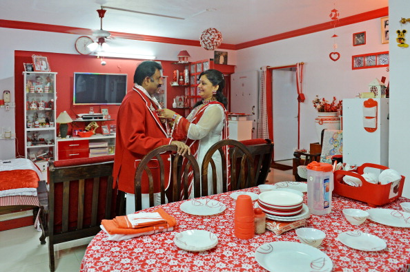 Indian businessman Sevenraj