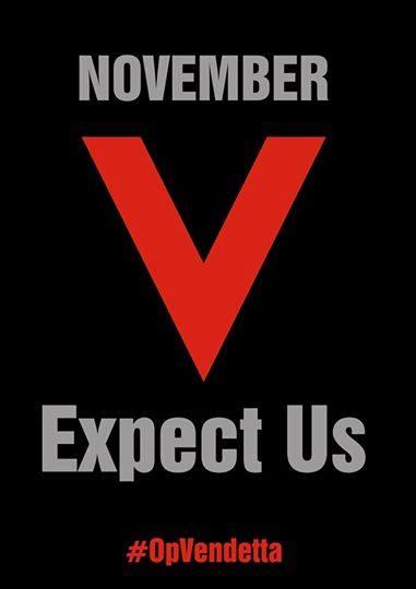 Operation Vendetta #OpVendetta