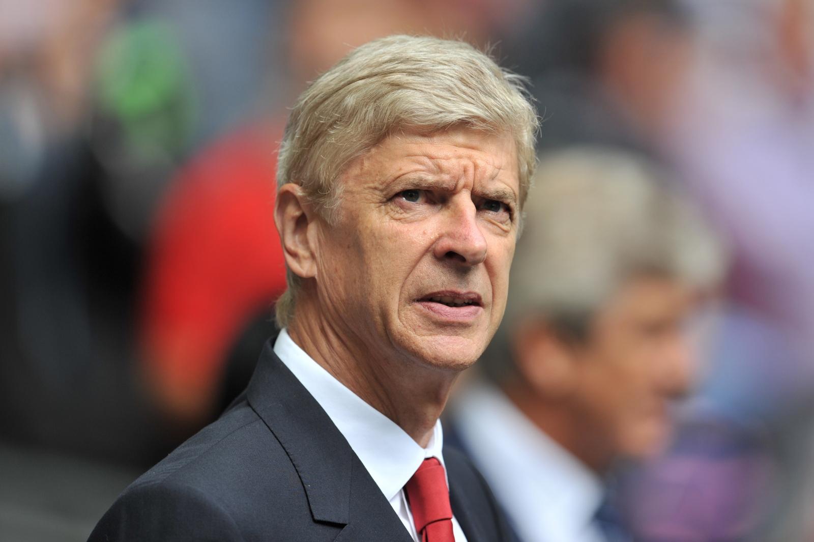 Arsene Wenger