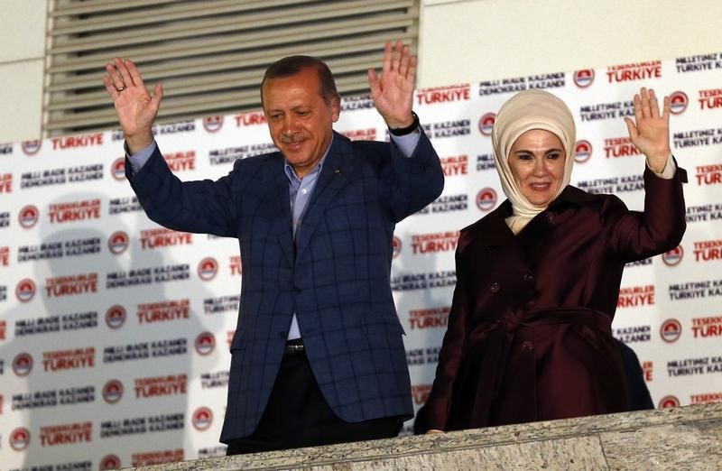 Erdogan Wins Turkish Presidency